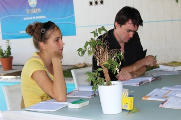 Spanish courses in Malaga for adults and teenagers