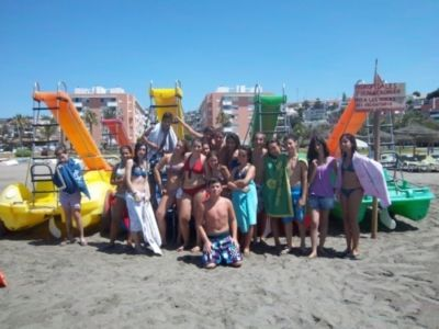 International Spanish language summer camp in Spain